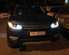 Bán ô tô LandRover Range Rover Sport đời 2013, màu đen, xe nhập chính chủ giá 3 tỷ 150 tr tại Hà Nội