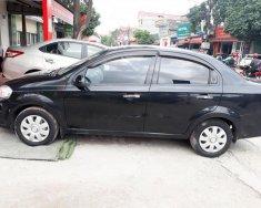 Cần bán xe Daewoo Gentra SX 1.5 MT 2008, màu đen   giá 152 triệu tại Hải Dương