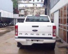 Bán xe Ford Ranger XLS 4x2 AT 2018, màu trắng, xe nhập giá 650 triệu tại Hà Nội