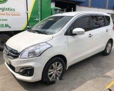 Cần bán lại xe Suzuki Ertiga sản xuất năm 2016, màu trắng, đã đi 98000 km giá 510 triệu tại Tp.HCM