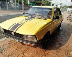 Bán Peugeot 505 năm 1981, màu vàng, nhập khẩu giá 35 triệu tại Cần Thơ