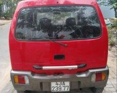 Bán xe Suzuki Wagon R 2003, màu đỏ, nhập khẩu, 105tr giá 105 triệu tại Đà Nẵng