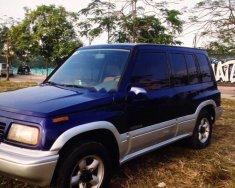 Bán Suzuki Vitara JLX sx 2004, số tay, tư nhân chính chủ, màu xanh giá 175 triệu tại Hà Nội