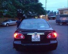 Bán Toyota Corolla altis sản xuất 2003, màu đen, giá chỉ 190 triệu giá 190 triệu tại Hải Phòng