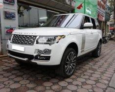 Bán Range Rover HSE sản xuất 2016 đăng ký lần đầu 30/12/2017, màu trắng, nội thất kem sang trọng giá 6 tỷ 50 tr tại Hà Nội