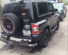Bán xe Ssangyong Korando đời 2001, màu đen, xe nhập chính chủ, giá tốt giá 135 triệu tại Quảng Ninh