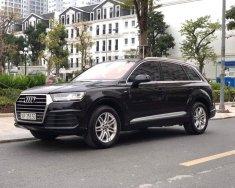 Bán Audi Q7 S-line TFSI APEC năm sản xuất 2017, màu đen, xe gia đình sử dụng cực đẹp cực giữ gìn, xem xe là ưng ngay giá 3 tỷ 350 tr tại Hà Nội