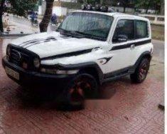 Bán Ssangyong Korando TX-5 4x2 MT đời 2004, màu trắng, chính chủ, giá chỉ 145 triệu giá 145 triệu tại Nghệ An