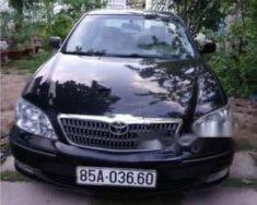 Bán Toyota Camry 2.4G đời 2002, màu đen, xe nhập, xe gia đình giá 310 triệu tại Ninh Thuận