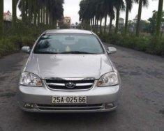 Cần bán lại xe Daewoo Lacetti đời 2008, màu bạc, máy gầm chất giá 179 triệu tại Hải Phòng