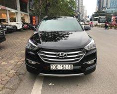 Bán ô tô Hyundai Santa Fe đời 2016, màu đen  giá Giá thỏa thuận tại Hà Nội