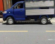 Cần bán xe Suzuki Supper Carry Truck sản xuất 2014, màu xanh lam giá 220 triệu tại Lâm Đồng