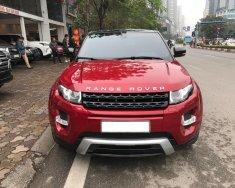 Bán ô tô LandRover Range Rover Evoque đời 2012, màu đỏ, nhập khẩu chính hãng giá Giá thỏa thuận tại Hà Nội