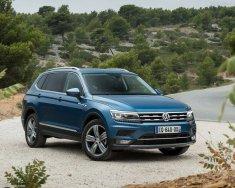 Cần bán Volkswagen Tiguan sản xuất 2018, màu xanh lam, xe nhập giá 1 tỷ 729 tr tại Khánh Hòa