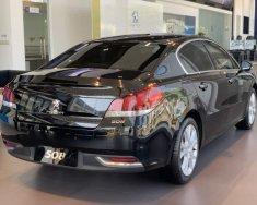 Bán xe Peugeot 508 đời 2015, màu đen, xe nhập, mới 100% giá 1 tỷ 190 tr tại Tp.HCM