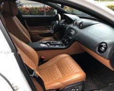 Cần bán Jaguar XJL 3.0L đời 2016, màu trắng, nhập khẩu nguyên chiếc số tự động giá 4 tỷ 850 tr tại Hà Nội