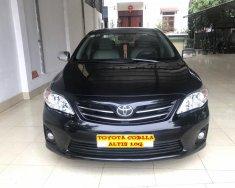 Bán xe Toyota Corolla Altis 1.8 G đời 2011, màu đen, xe siêu tuyển giá 500 triệu tại Hà Nội