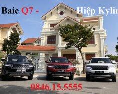 Cần bán xe BAIC Q7 đời 2019, nhập khẩu nguyên chiếc giá 658 triệu tại Hải Phòng