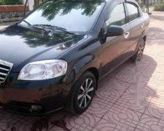 Bán xe Daewoo Gentra đời 2011, màu đen, 180tr giá 180 triệu tại Hà Tĩnh