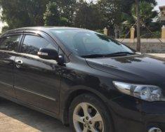 Bán xe Toyota Corolla altis 2.0 AT đời 2012, màu đen giá 600 triệu tại Tuyên Quang