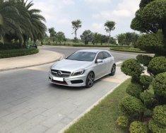 Cần bán xe Mercedes A250 Sport AMG 2015 màu bạc, nhập Châu Âu giá 895 triệu tại Tp.HCM