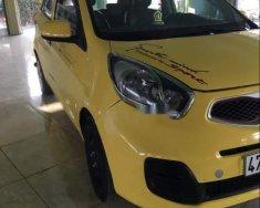 Bán ô tô Kia Morning 2015, màu vàng như mới, giá tốt giá 223 triệu tại Đắk Lắk