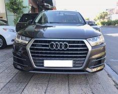 Audi Q7 3.0 màu nâu/kem sản xuất 2016, đăng ký 20117 nhập khẩu nguyên chiếc giá 3 tỷ 150 tr tại Hà Nội