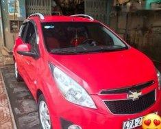 Chính chủ bán gấp Chevrolet Spark MT đời 2012, màu đỏ, xe nhập giá 230 triệu tại Đắk Lắk