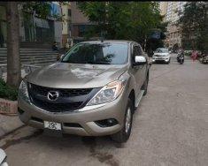 Bán Mazda BT 50 2.2MT sản xuất 2013, màu xám, nhập khẩu giá 395 triệu tại Hà Nội
