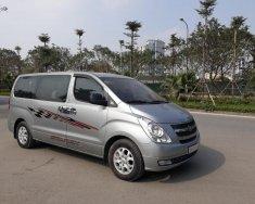Bán ô tô Hyundai Starex đời 2015, màu bạc giá 725 triệu tại Hà Nội