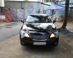 Bán Lexus ES350 2009 màu đen nhập Nhật chính chủ, biển số 4 số zin nguyên giá 815 triệu tại Tp.HCM
