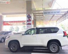 Bán xe Toyota Prado đời 2019, màu trắng, nhập khẩu giá 2 tỷ 340 tr tại Tp.HCM