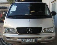 Gia đình bán xe Mercedes MB100 năm 2004, màu vàng cát giá 225 triệu tại Tp.HCM