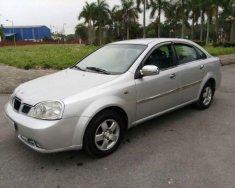 Bán ô tô Chevrolet Lacetti sản xuất năm 2004, màu bạc, nhập khẩu giá 140 triệu tại Hà Nội