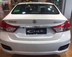 Bán Suzuki Ciaz 1.4 AT đời 2018, màu trắng, xe nhập giá 499 triệu tại Tp.HCM