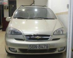 Chính chủ bán xe Chevrolet Vivant năm sản xuất 2009, màu vàng cát giá 215 triệu tại Tp.HCM