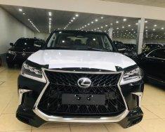 Bán lexus LX570 Super Sport 2019, phiên bản cao cấp nhất, màu đen, full option, xe và giấy tờ giao ngay giá 9 tỷ 150 tr tại Hà Nội