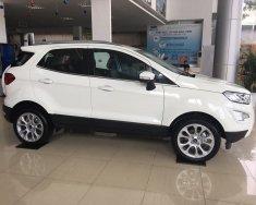 Bán ô tô Ford EcoSport Titanium 1.5L 2018, màu trắng, giá chỉ 624 triệu giá 624 triệu tại Hà Nội
