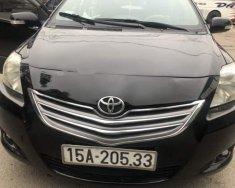 Bán ô tô Toyota Vios đời 2009, màu đen giá 239 triệu tại Hải Phòng