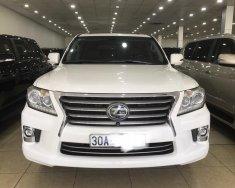 Xe Lexus LX 570 sản xuất 2014, màu trắng, nhập khẩu chính hãng  giá 4 tỷ 580 tr tại Hà Nội