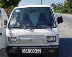 Cần bán gấp Suzuki Super Carry Van sản xuất năm 2007, màu trắng   giá 115 triệu tại Đồng Tháp