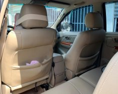 Bán Toyota Fortuner 2.7V năm sản xuất 2009, màu đen xe gia đình giá 505 triệu tại Tp.HCM
