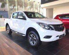 Bán xe Mazda BT 50 sản xuất 2019, màu trắng, nhập khẩu giá 595 triệu tại Tp.HCM