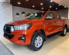 Bán Toyota Hilux 2.4E 4x2 AT sản xuất năm 2019, màu đỏ, nhập khẩu nguyên chiếc  giá 695 triệu tại Hà Nội