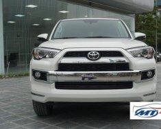 Bán Toyota 4 Runner Limited đời 2019, màu trắng, nhập khẩu nguyên chiếc giá 4 tỷ 100 tr tại Hà Nội
