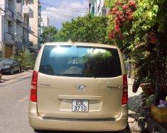 Cần bán lại xe Hyundai Grand Starex năm 2010, màu vàng, nhập khẩu   giá 575 triệu tại Tp.HCM