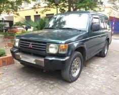 Mitsubishi Pajero đời 2000, màu xanh xe gia đình, giá tốt 98triệu giá 98 triệu tại Thanh Hóa