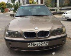 Cần bán gấp BMW i3 318i sản xuất 2005, màu vàng giá cạnh tranh giá 210 triệu tại Tp.HCM