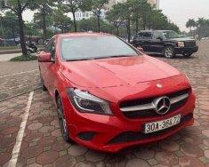 Bán Mercedes CLA 200 năm 2014, màu đỏ, xe nhập, giá 968tr giá 968 triệu tại Hà Nội