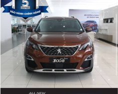 Giá xe Peugeot 3008 màu Nâu | Giá Tốt gọi 0969 693 633 | Peugeot Tuyên Quang giá 1 tỷ 139 tr tại Hà Nội